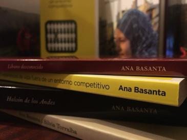 Ana Basanta Libros